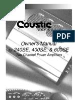 Coustic240.400.600.SEManual