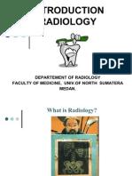 Kul Introduction Radiology
