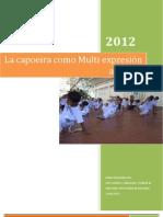 sustentacion exposicion capoeira