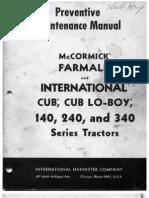 IH240_MaintenanceManual