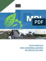 GUIA Práctica para Desarrolladores de Proyectos MDL