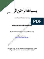 Western is Ed Muslims