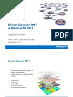 Encom Discover 2011