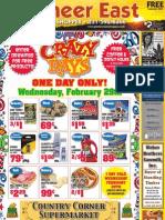 Pioneer East News Shopper, February 27, 2012