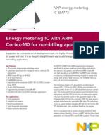 Energy Meter Cortex M0