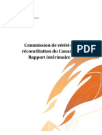 Rapport de la Commission de vérité et réconciliation du Canada