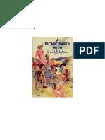 Blyton Enid a Picnic Party With Enid Blyton 1951 Original