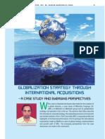 Global is at Ion Strategy Mahindra