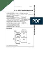 NM27C010 Datasheet