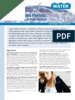 Aqua Utilities Florida