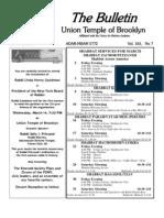 UT Bulletin March 2012(1)