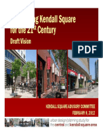 Draft Kendall Square Vision