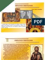 Origenes Cristianos