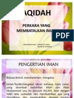Perkara Yg an Iman