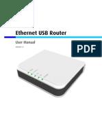 User Manual DSL605EU v1.0