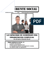 PERIODICO DE GERENCIA SOCIAL III