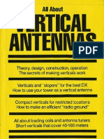 All About Vertical Antennas