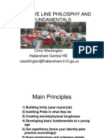 OL Philosophy Fundamentals