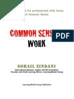 Common Sense @ Work
