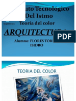 Teoria Del Color Isidro Ft