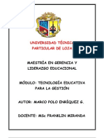 Aprendizaje Potenciado MP