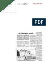 Puskel Péter - A százéves páholy
