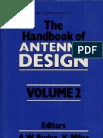 The Handbook of Antenna Design, Volume 2