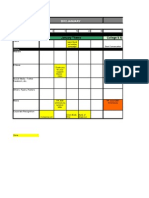 Marketing Calendar - Priority Messaging