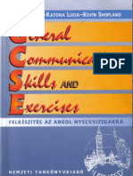 General Communication Skills and Exercises LURA 2