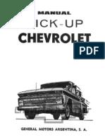 Chevrolet Pick-Up (1966)
