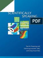 Sci Speaking