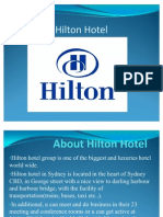 About Hilton Hotel