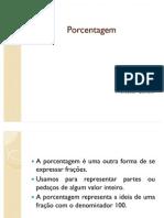 Turma Contabilidade 02/2012 - Porcentagem