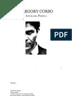 gregory corso. antología poética