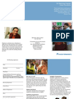 Gift Matching Program Application and Guidelines July 2009