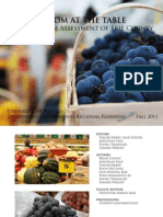 Room at the Table - Food System Assessment of Erie County-FINAL
