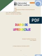 Diario de Aprendizaje Ana Ch.