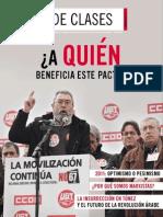 Lucha de Clases, nº 01, febrero 2011