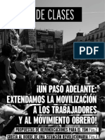 Lucha de Clases, nº 02, extra, junio 2011