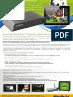 F210 for iPad EN DS