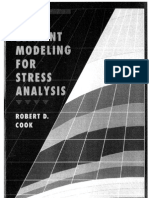 Finite Element Modeling for Stress Analysis