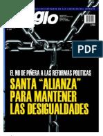El Siglo, nº 1594, enero 2012