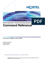 Nortel Commands