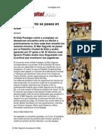Cronica Elda Sagunto Por Vivirdigital 24 02 2012