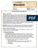 3117 Network Architecture Standard