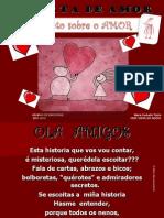 Conto Sobre El AMOR en Galego