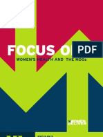 Focus-on-MDG 5