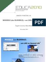 Moodle (Aka Sloodle) - Um LMS No Second Life