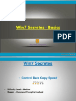 HT Win7 Secretes