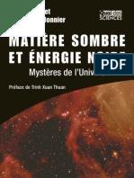Matiere Sombre Et Energie Noire